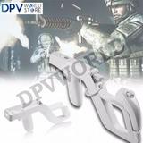 Zapper Nintendo Wii Control Nunchuk Pistola Remote