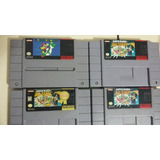 Juegos Súper Nintendo Snes Mario All Star World