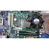 Combo Placa 775 ,procesador D 3.0 Ghz ,cooler,memoria 1gb