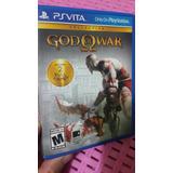 God Of War Collection 1 2 Ps Vita Pstiva