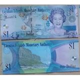 Billetes Mundiales : Islas Caiman 1 Dolar 2016 Nuevo America