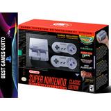 Super Nintendo Classic Mini: Nintendo Entertainment System