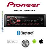Radio Pioneer Mvh-295bt Modelo 2017 Envio Gratis
