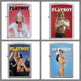 Fosforeras Zippo Edicion Playboy Varios Modelos Originales.