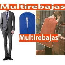 6a2dcf41d Funda Porta Traje Cubre Y Proteje Su Ropa De Polvo Y Humedad en ...