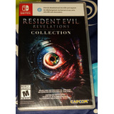 Resident E. Revelations Collection Switch - Nuevo Y Sellado