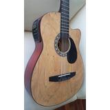 Guitarra Electroacústicas 5 Bandas Afinador Nuevas!!
