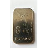 Islas Galapagos! $8 Dolares 2008 - Ballena Jorobada