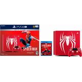 Playstation 4 Pro 1tb 4k Sony Spiderman  Edición Limitada