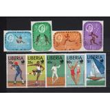 Deportes 1963-1988 Olimpiadas Korea Beisbol Esgrima Natacion