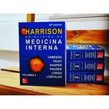 Medicina Interna De Harrison 20va Edición Nuevos