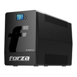 Ups Regulador 1 Kva 1000va 600w Forza Lcd 8 Tomas =cdp Tripp