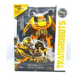 Carro Transformers Bumblebee De Coleccion
