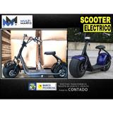 Vendo Moto Scooter Eléctrica Nueva