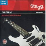 Cuerdas Guitarra Eléctrica 09-46