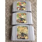 Juegos Nintendo 64 Mario Kart