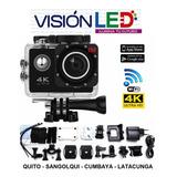 Camara Deportiva Go Pro 4k Wifi Action Cam 16mp