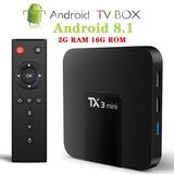 Tv Box Tx3 Mini Generacion 2020 Bluetoot Precio Al Por Mayor