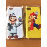Nintendo Case Protector Para Teléfonos Mario Zelda Pokemon