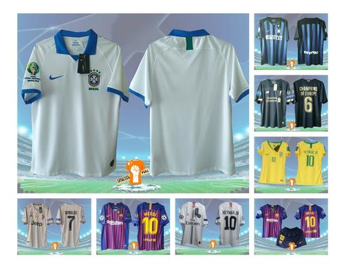 4d266a85 Camisetas De Fútbol 2019-2020, Liverpool, Juve, Barcelona