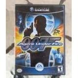 Agent Under Fire 007 Game Cube En Perfecto Estado