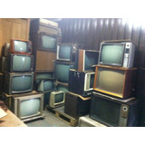 Antiguos Televisores Tocadiscos Clasicos Lote Completo De 25