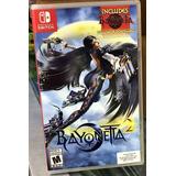 Bayonetta 1 Y 2 Switch - Nuevos Y Sellados