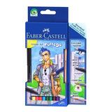 Colores Acuarelables Faber Castell Anime Art Precio Navidad