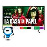 I M P O R T A D O Smart Tv Samsung 58 4k Uhd + Soporte 55 60