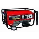 Generador Eléctrico Portatil Planta De Luz A Gasolina 7500w