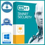 Eset Antivirus Smart Security - Licencia 5 Pcs 1 Año