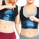 Faja Reductor De Medidas Sweat Shaper Para Mujer Quema Grasa