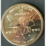 Monedas Americanas One Dollar Nativos