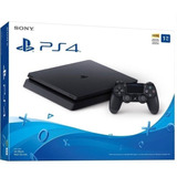 Playstation4 1tb Ps4  Slim +3juegos Escoger Pes21 Inc Iva+ G