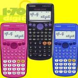 Calculadora Cientifica Casio Fx82la Plus 252 Funcion. Españo