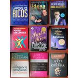 Padre Rico Padre Pobre Y Más Libros De Educación Financiera