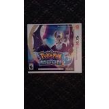 Pokemon Luna (pokemon Moon) Nuevo, Sellado De Fabrica