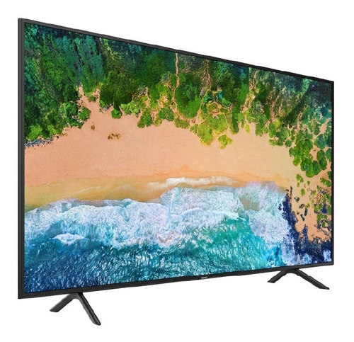 Tv Samsung Smart 55 Plano 4k Nu7100 Ru7100 779  2años Garant