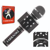 Karaoke Profesional 7200 Temas Listado Microfono Inalambrico