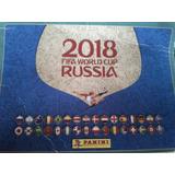 Cromos Album Mundial Rusia 2018