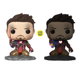 Funko Pop I Am Iron Man #580 Avengers Endgame Original