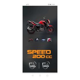Moto Daytona Speed 200cc