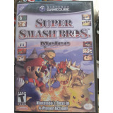 Smash Bros Melee Probado Funcional Nintendo Game Cube Nes Gc