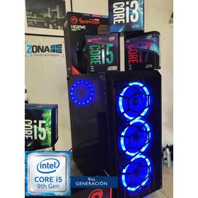 Cpu Corei5 3ra 500hdd 8gb Ram Gamer Opcional Gxt 1050