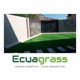 Venta De Césped Sintético Artificial Ecuagrass