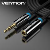 Cable Audio Auxiliar 3.5 Mm Extensión 5 Metros Alta Calidad