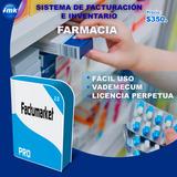 Sistema De Facturación E Inventarios Farmacia Quito