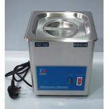 Lavadora Limpiadora Ultrasonido Para Inyectores De 1.8 Lt.