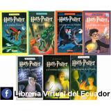 Harry Potter Libros Coleccion Saga Completa En Oferta