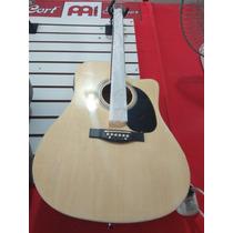 Guitarra Electroacústica 41  4/4 Excelente Calidad, Afinador